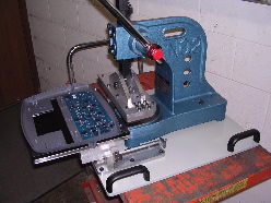 PCB Staking Press